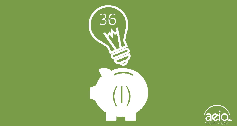 36 tips bàsics per a estalviar energia a casa (Part I)