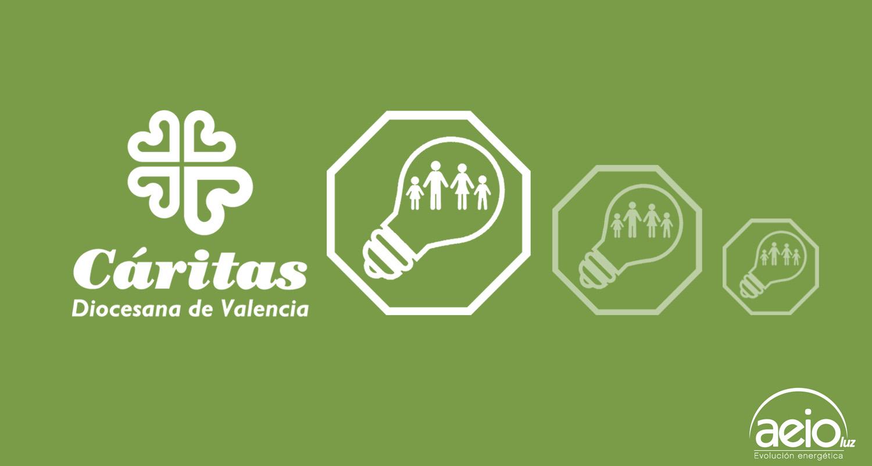 Con Cáritas Valencia buscando soluciones para minimizar la pobreza energética