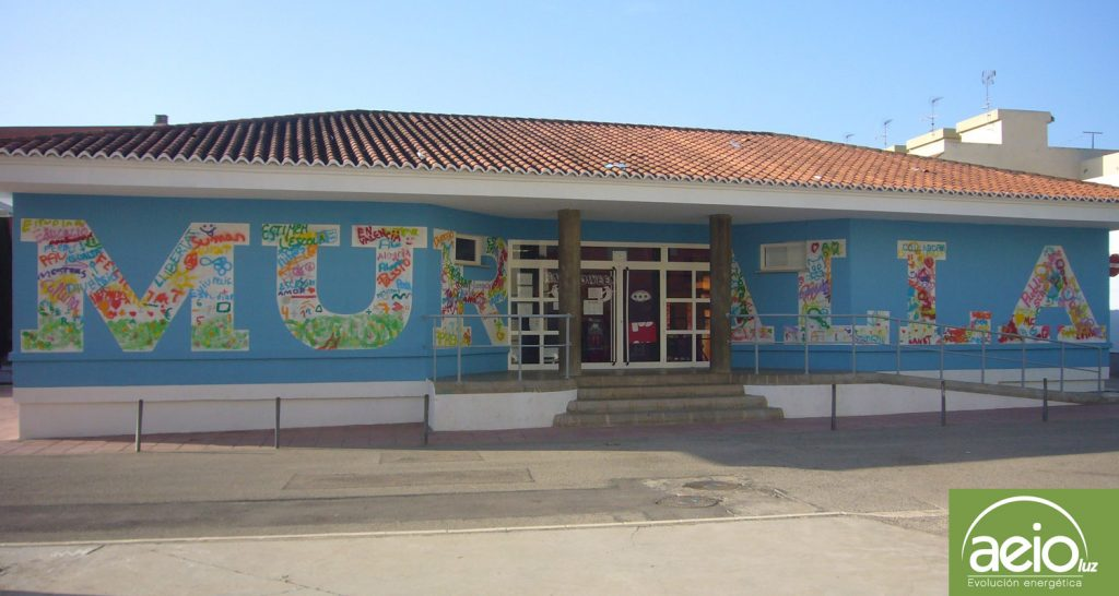 El colegio La Muralla de Canet apuesta por la formación en energías renovables