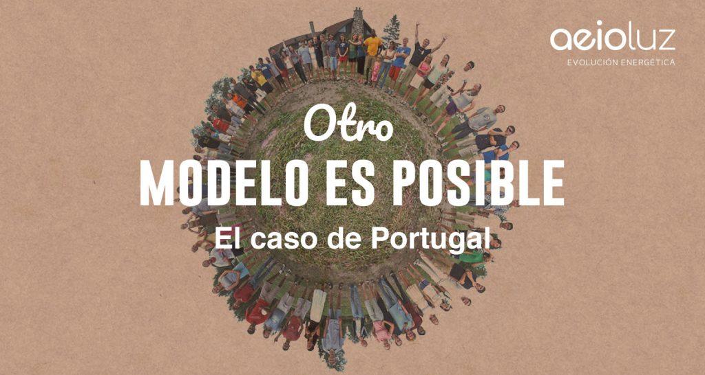 Otro modelo de energía es posible: la producción de renovables en Portugal supera la demanda energética