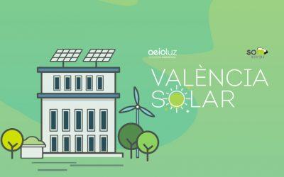 València Solar- Som Energía-Xicoteta energía-AeioLuz