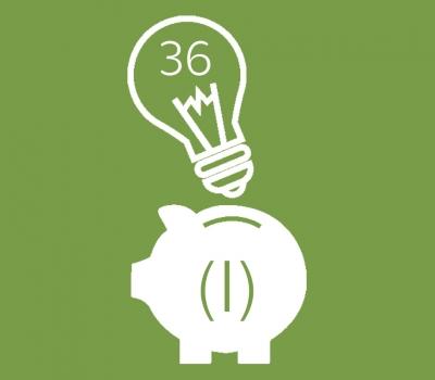 36 tips básicos para ahorrar energía en casa (Parte I)